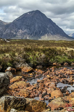 Buachaille Etive Mor - from the Ski resort road 2