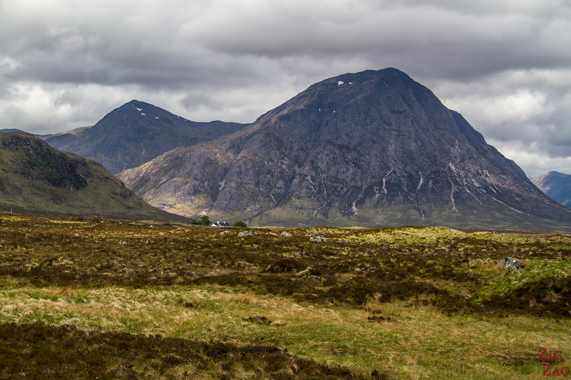Buachaille Etive Mor - from the distance 2