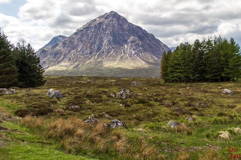 Buachaille Etive Mor - from the Kings House Hotel  6