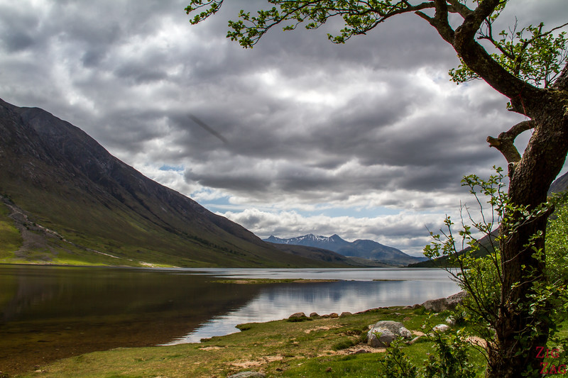 Loch Etive Ecosse 3