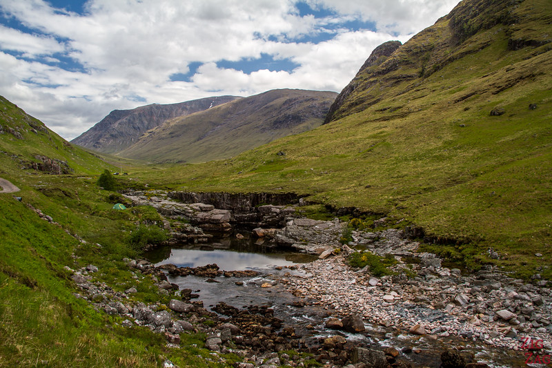 River Etive 3 - Glen Eive camping