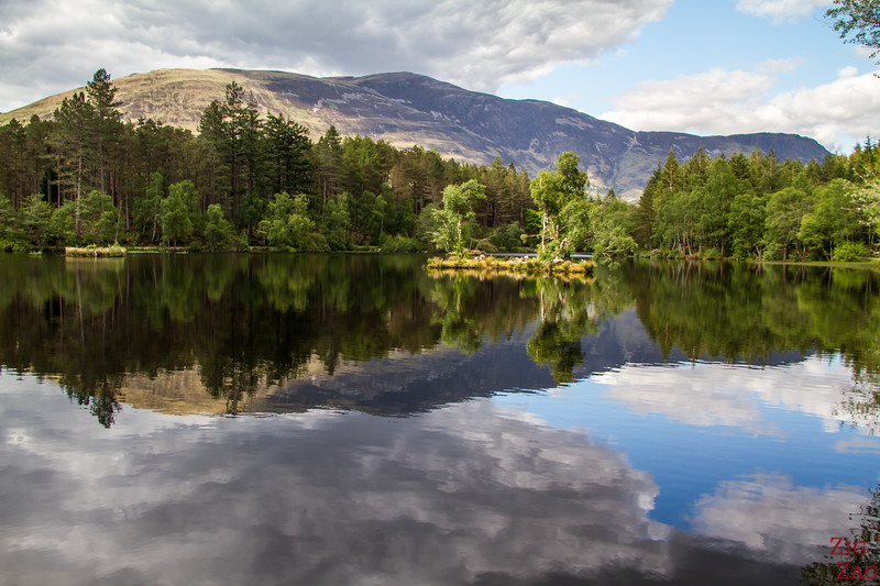 Glencoe Lochan Trail - Glencoe Walks 7