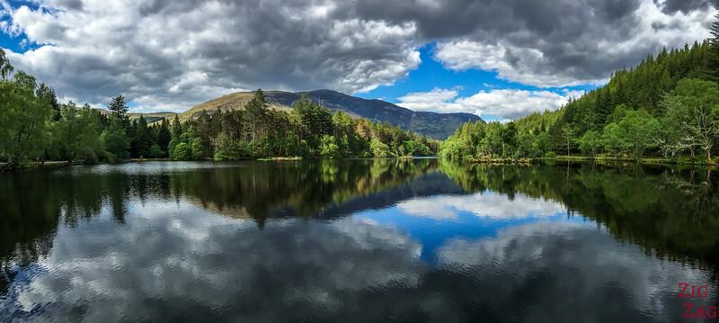 Glencoe Lochan Trail - Glencoe Walks 5