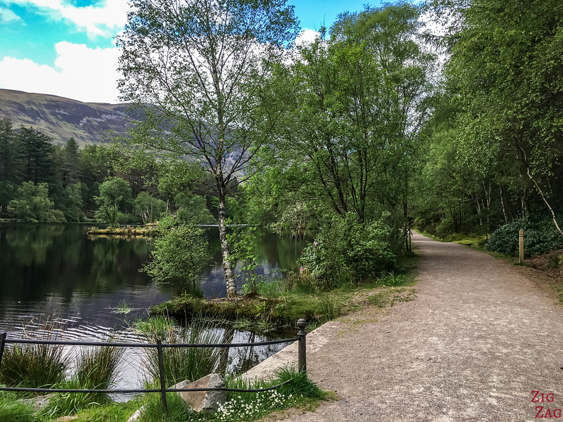 Glencoe Lochan Trail - Glencoe Walks 1