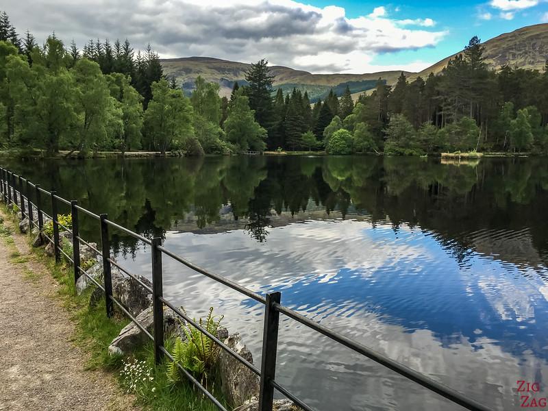 Glencoe Lochan Trail - Glencoe Walks 2