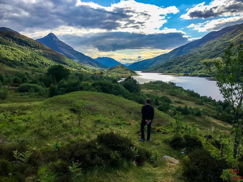 Ecosse Paysage - Loch Leven