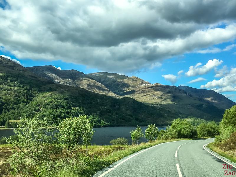 Loch Leven Glencoe Scotland 4