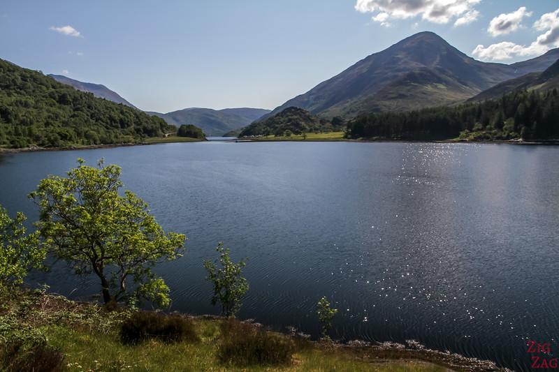 Loch Leven Glencoe Scotland 14