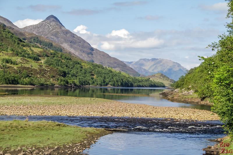 Loch Leven Glencoe Scotland 8