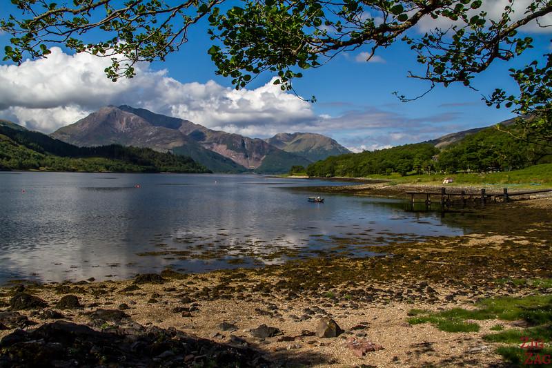 Loch Leven Glencoe Scotland 17