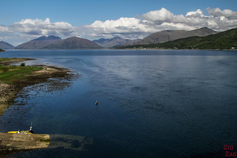 Loch Leven Glencoe Scotland Bridge 3