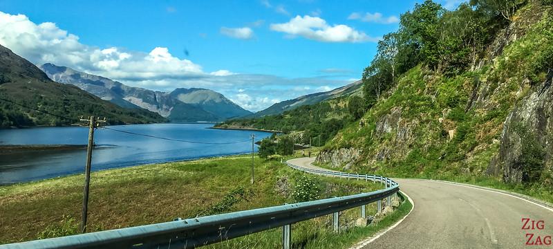 Loch Leven Glencoe Scotland 12