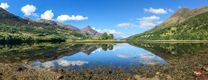 Loch Leven Glencoe Scotland 9