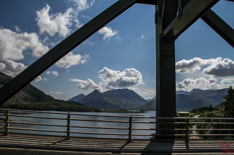 A82 Glen Coe - Bridge Loch Leven
