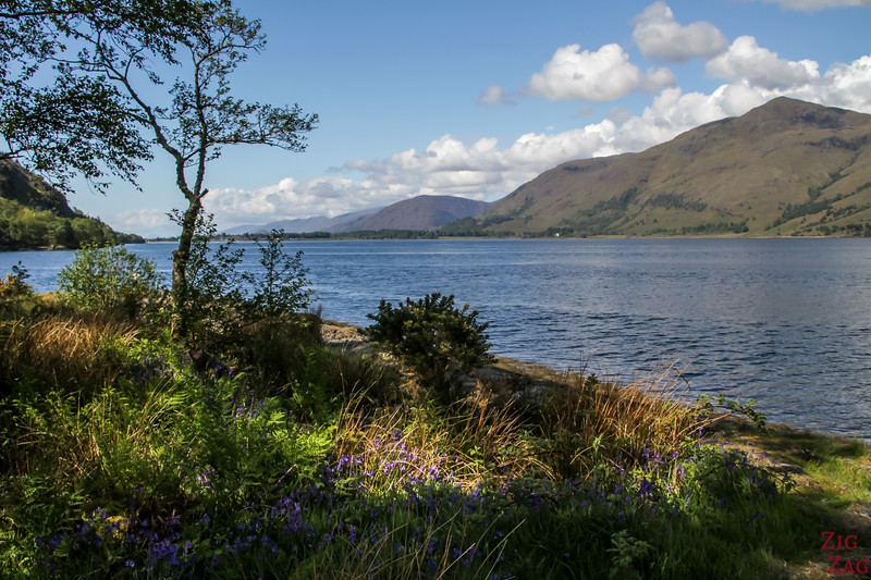 List of Scottish lochs - Loch Linnhe