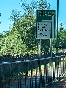 Road Signs Scotland 1