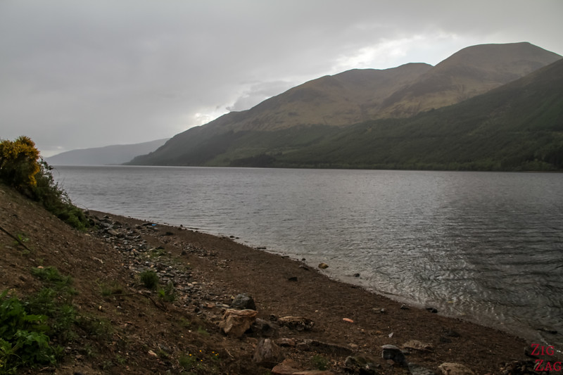 Caledonian Canal and the great glen - Loch Lochy 2