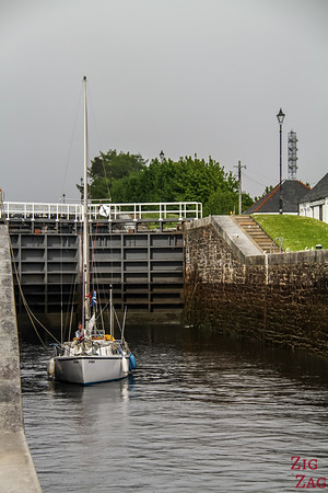 Neptune Staircase Caledonian Canal 5