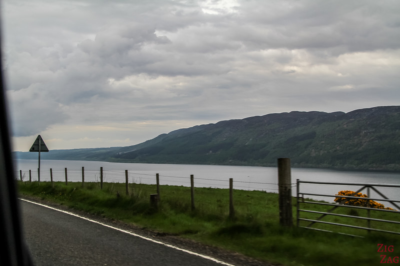 Caledonian Canal and the great glen - Loch Ness 2