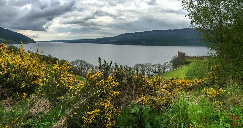 Scotland Loch Ness Castle
