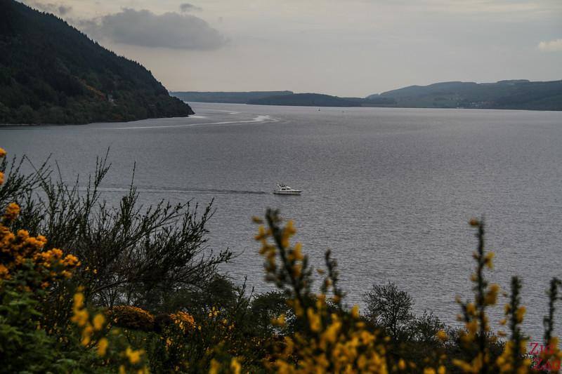 Scotland Loch Ness shore 3