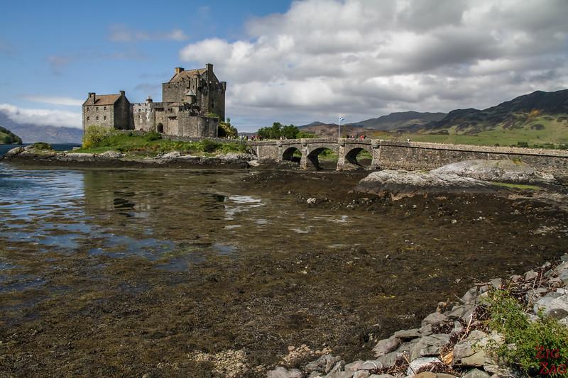 Eileen Donan Castle Scotland 1