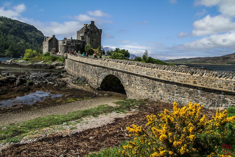 Chateau Eilean Donan Ecosse 3