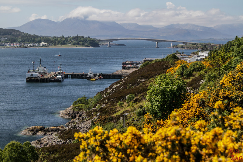 Skye Island Bridge 3