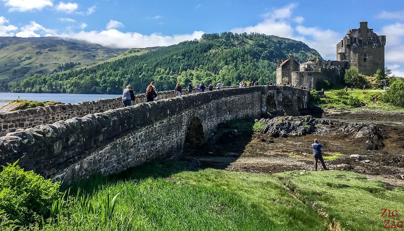 Vue Eilean Castle 6