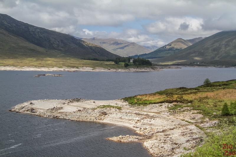 Loch Cluanie Scotland 5