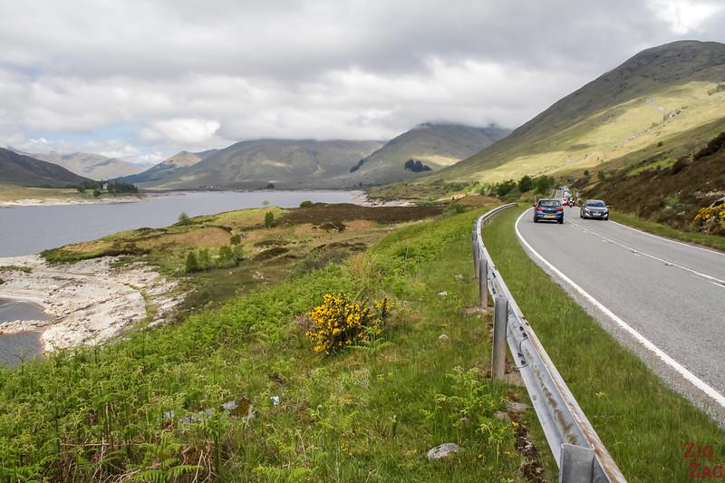 Loch Cluanie Scotland 6