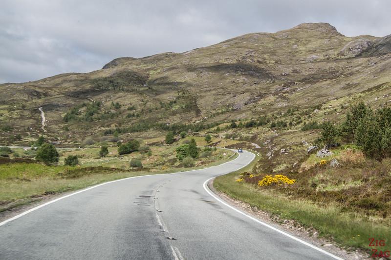 Loch Cluanie Scotland 3