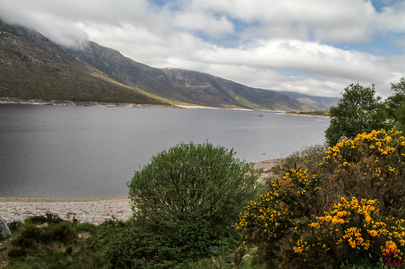 Loch Cluanie Scotland 1