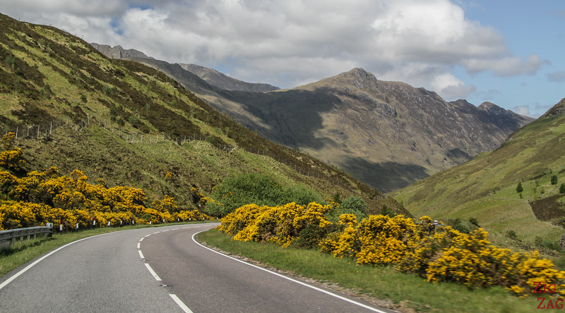 Self drive day tours from Edinburgh