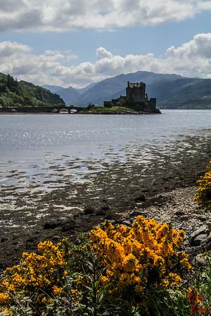 Eilean Donan Loch Duich Scotland  3