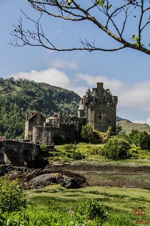 Vue Eilean Castle 5