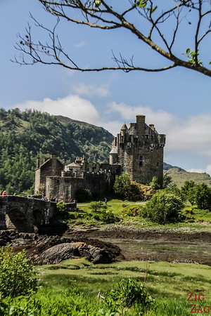 Chateau Eilean Donan Ecosse 6
