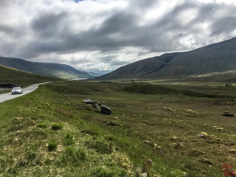 Between Loch Cluanie and Glen Shiel 2