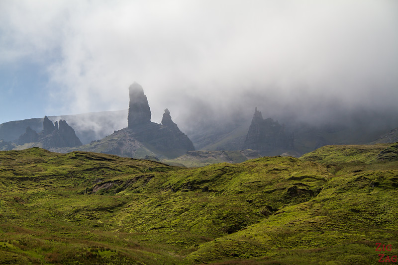 Scotland images - Old man of Storr