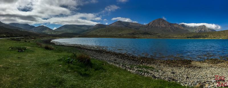 Que faire sur l'ile de Skye ecosse - Loch Ainort