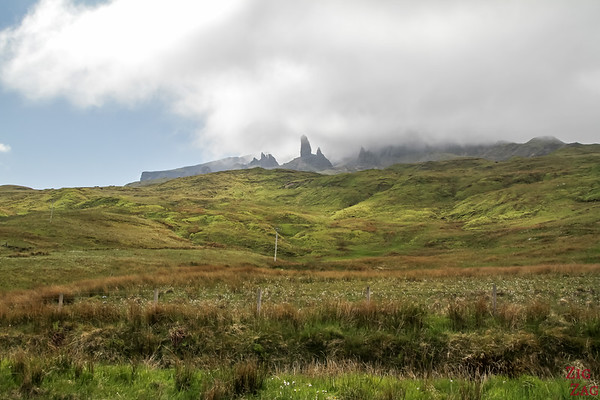 Old Man of Storr ile de Skye Islande 1