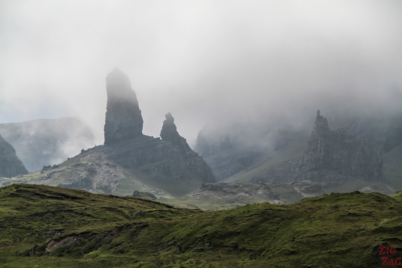 the Old Man of Storr Skye view 11