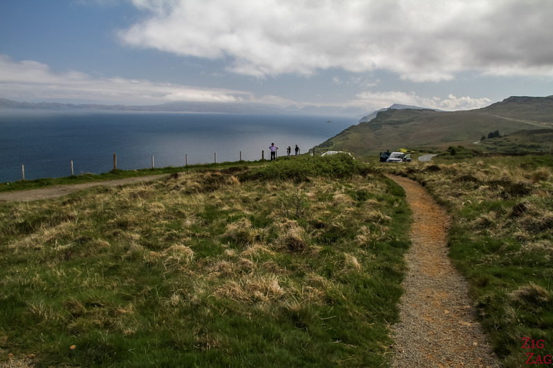 Tobhta Uachdrach - ile de Skye