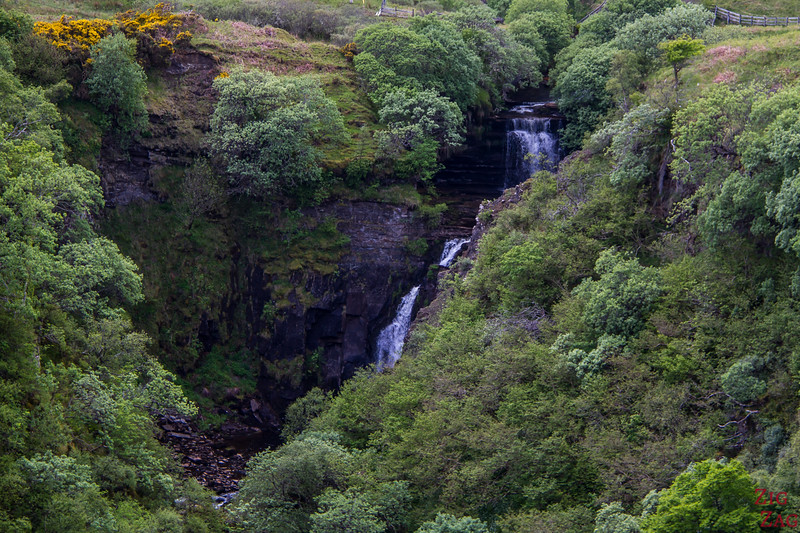 Isle of Skye attraction - Lealt falls