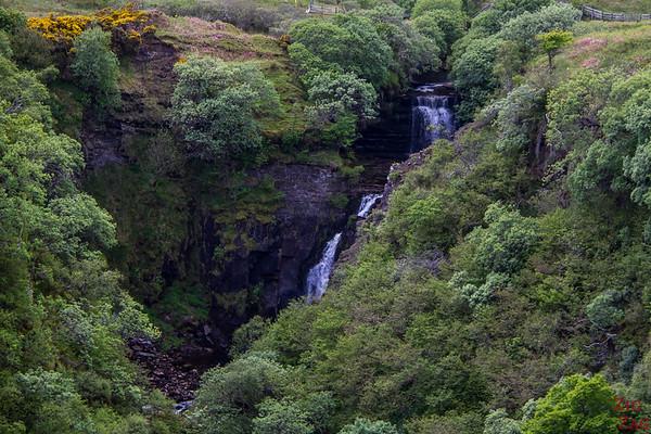 Cascade Lealt Falls Ile de Skye 1