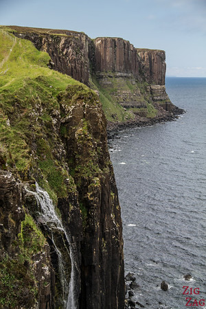 Kilt rock waterfall - Mealt falls