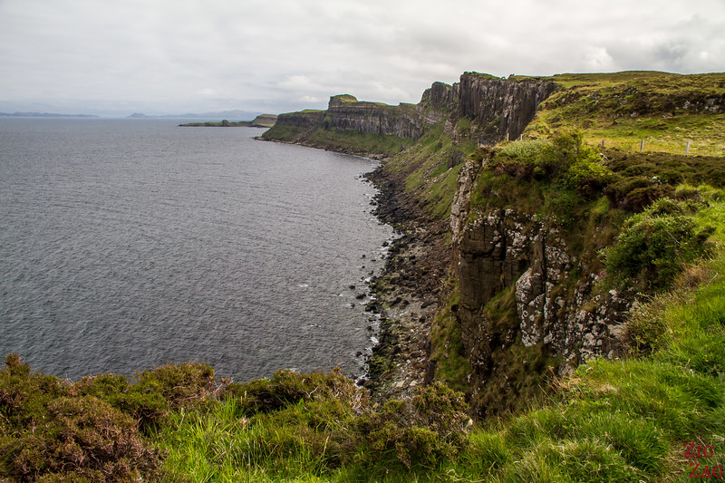 isle of Skye cliffs