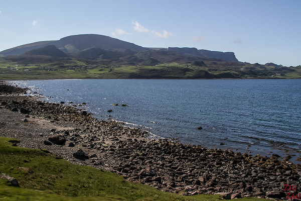 Staffin Slipway et plage de Staffin 4