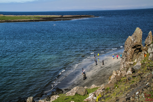 Staffin Slipway et plage de Staffin 3