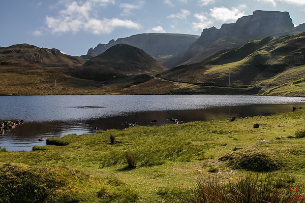 Loch Langaig and Flodaigearraidh Isle of Skye 3